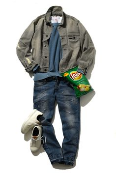 Older Mens Fashion, Mens Gear, Lounge, Looks Great, Autumn Fashion, Street Wear, Bomber Jacket, Boutique, Denim