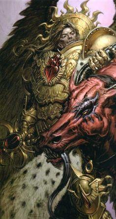 Warhammer 40k: Primarch Sanguinius