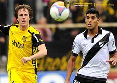 #TorneoApertura   #Danubio 1-1 #Peñarol  Fecha 8