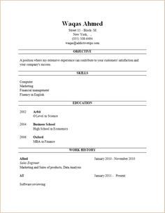 Spong Resume | Resume Templates U0026 Online Resume Builder U0026 Resume Creation |  Résumé | Pinterest | Resume Builder, Online Resume Builder And Online Resume