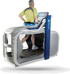 AlterG Anti-gravity treadmill. Recover ASAPP. See how the Anti-Gravity Treadmill gets people back on their feet in no time.