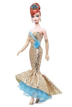 New Years Barbie!