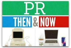 Interesante evolución de la industria de PR vía @Mauro Fuentes