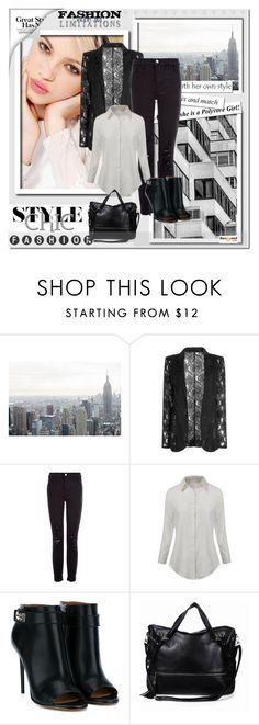 """""""Banggood 29"""" by angel-a-m on Polyvore featuring Silvana, J Brand, Givenchy, polyvoreeditorial and polyvorefashion"""