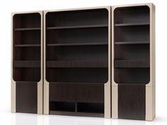 LOCK Bookcase by Smania Industria Italiana Mobili