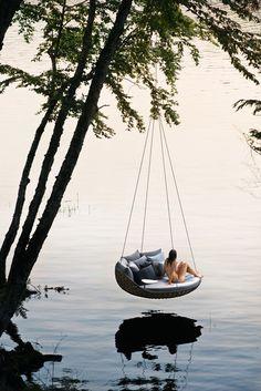 hanging lounger swing | Garden lounges | Garden lounge | Swingrest Standing lounger