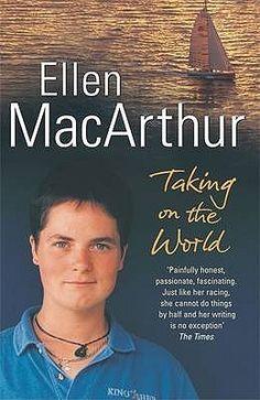 Auto-biography of round the world sailor Ellen Ainslie.