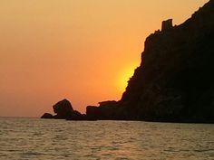 Cetraro lampetia beach