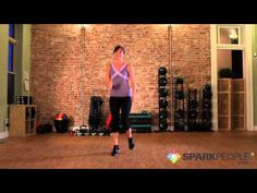 8-Minute Cardio Intervals Workout Free Online Workout Video