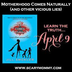 Motherhood Comes Naturally