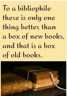 la psicologia del bibliofilo :-)