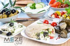 12-Course Greek Meze