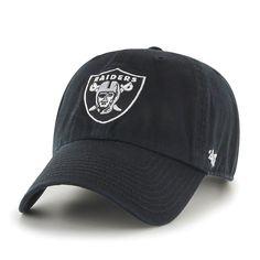 5220277ad Amazon.com   NFL Oakland Raiders Clean Up Adjustable Hat