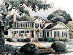 House Plan - Arborshade - Stephen Fuller, Inc.