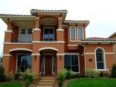 Latest Exterior House Colors - Bing images