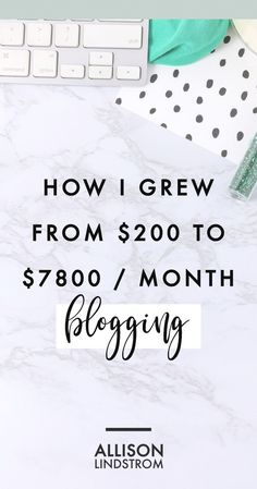 How to Stop Feeling Overwhelmed With Blogging Once and For