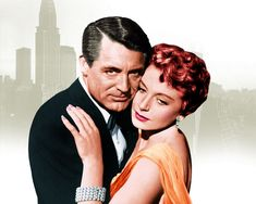 Cary Grant and Deborah Kerr in An Affair to Remember. Beautiful love story!