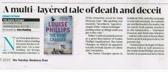 Louise Phillips Writer: A thrilling page turner. Page Turner, Deceit, Game Changer, Writer, Sunday, Business, Domingo, Writers, Store