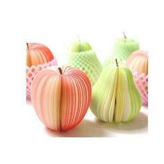 Paper Fruit Post It Notes