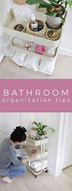 Ideas Kitchen Storage Solutions Life Hacks For 2019 Bathroom Sink Organization, Bathroom Sink Tops, Bathroom Storage Solutions, Zen Bathroom, Sink Organizer, Chic Bathrooms, Budget Bathroom, Amazing Bathrooms, Organization Hacks