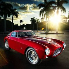 1953 250 MM Berlinetta Maintenance of old vehicles: the material for new cogs/casters/gears/pads could be cast polyamide which I (Cast polyamide) can produce