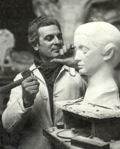 Paul Belmondo par Marcel Bovis