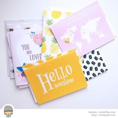 Free o so nice printable cards! Take a look, you'll love it