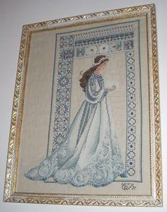 Celtic Winter - Lavender & Lace - love this colour conversion ;)