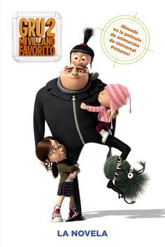 """UN SORTEO DE PELÍCULA.  Con motivo del estreno de la película de animación """"Gru. Mi villano favorito"""", Quelibroleo, Anaya Infantil y Universal Records, sortean 5 LOTES DE LIBROS y 5 ENTRADAS DOBLES para ir al cine. Si tienes niños, sobrinos, nietos o eres tú el que quiere disfrutar como un enano, no te lo puedes perder. En el enlace que adjuntamos están las bases del sorteo. https://www.facebook.com/photo.php?fbid=10151499408555671=a.383545305670.172103.123705415670=1"""