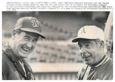 Ted Williams & Joe DiMaggio, 1969.