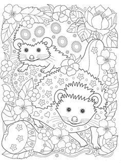 Coloring Pages Nature, Cute Coloring Pages, Mandala Coloring Pages, Coloring Pages To Print, Printable Coloring Pages, Adult Coloring Pages, Coloring Sheets, Coloring Books, First Grade Art