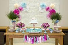 Festa Azul Tiffany e Pink | 11 anos da Sophia {Decoração: Bacuri Festas, Fotografia: Paula Viecelli}