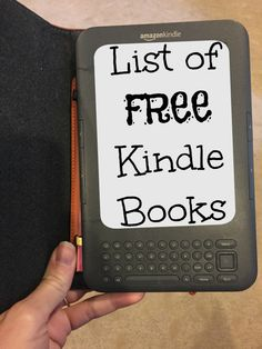 7 kindle paperwhite tips and tricks amazon doesnt want you to know list of free kindle books for the day see what free kindle books you can ccuart Image collections