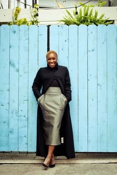 """Cynthia Erivo, a 28-year-old British actress, is the talk of Broadway as critics rave about her performance as Celie in a revival of """"The Color Purple."""""""