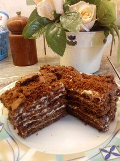 Marlenka a karamellás finomság! Mióta megtaláltam ezt a receptet, más sütit már alig készítek!