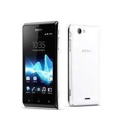 The Xperia J ST26i from Sony Ericsson has a 4.0 inch TFT capacitive touch screen made of corning Gorilla glass. The phone is powered by an Android 4.0.4 Ice Cream sandwich (upgradeable to v4.1.2 Jelly Beans) and 1.5GHz Qualcomm MSM7227A Snapdragon processor for optimum performance. It has a 512MB RAM and a 4GB internal storage that can be expanded up to 32GB with a microSD card. The 5MP camera with an LED flash takes great pictures and video records your special events