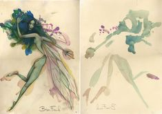 AFA NYC | Lady Cottington's Pressed Fairy Book Art by Brian Froud