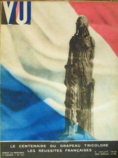 VU No 121 du 09.07.1930 - Hebdomadaire d'actualité français