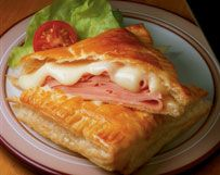 Homestyle Ham & Cheese Pockets   http://www.eatwisconsincheese.com/recipes/article.aspx?rid=1632#