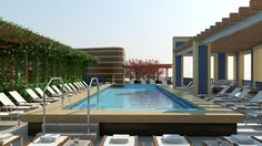 Brand New Amenity Stacked Apartment Community in DC | Rooftop Pool In The Capitol Riverfront