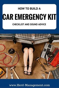 Check Out This List Of Important Items To Keep In Your Car Emergency Kit You