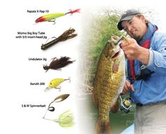 Narrowing The Playing Field Against Smallmouth Bass - In-Fisherman