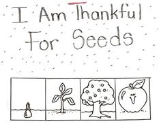 lds nursery color pages 10 i am thankful for trees plants flowers