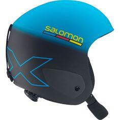 Sportolino Angebote Salomon X Race Junior Rennskihelm (Größe: cm, blue/black mat): Category: Wintersport>Skihelme>Skihelme…% Ski Club, Custom Boots, Sports Equipment, Bicycle Helmet, Skiing, Jr, Stuff To Buy, Centre, Ski