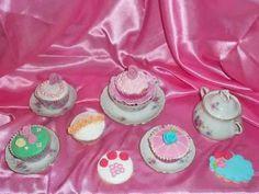 Cupcakes con Estilo con la temática que vos quieras
