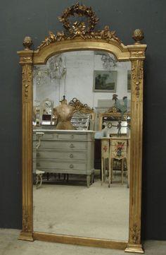 antique mirror from www.jasperjacks.com