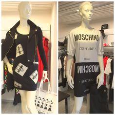 Moschino Couture: Feminin und sportlich zugleich