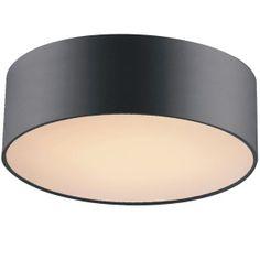 Потолочный светильник Cylindra Black 30