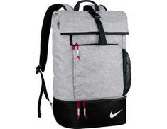 6f7597b860 Check out what has for your days on and off the golf course  Silver Black  Gym Red Nike Ladies Men s Sport Golf Backpack