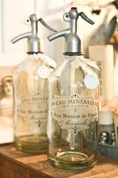 Eau Minerale~Rue Mission de France~Marseille
